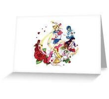 Pretty Guardian Sailor Moon Greeting Card