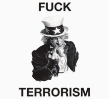F Terrorism by RichSteed