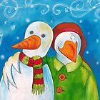 Christmas Duck by Sophie Grunnet