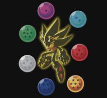 Super Saiyan Sonic T-Shirt