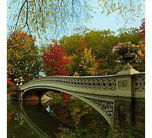 Bow Bridge and San Remo Photographic Print