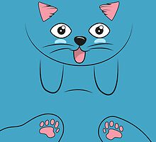 Lindo Gatito Happy  by newcris
