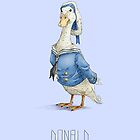 Real Life Donald Duck by Filippo Vanzo