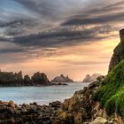 Alderney Sunset by NeilAlderney