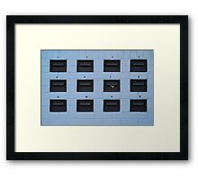 You have mail! Framed Print