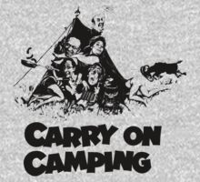 Carry on Camping.  by BungleThreads