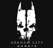 Arkham City Ghosts - White by Adam Angold