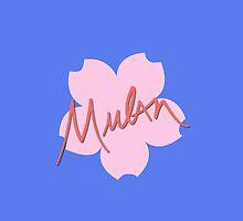 Mulan Symbol & Signature by kferreryo