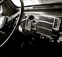 Vintage Dashboard by Timothy State