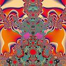 Red Meditation by Vac1