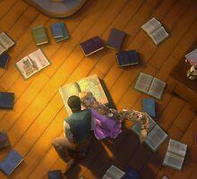 Exploring through books by emilyg23