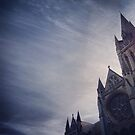 Truro cathedral by Roxy J