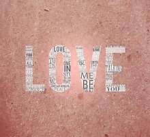 Love In A Word by Nicola  Pearson