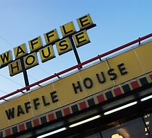 Waffle House, Piedmont Road, Atlanta by Timothy State