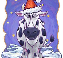 Cow Christmas by Traci VanWagoner