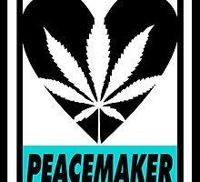Budding Hearts - Peacemaker, Inverted by alexcaughtfire