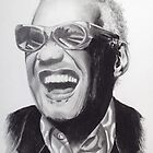 RAY CHARLES by jansimpressions