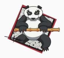 bamboo - panda signature by wynnter