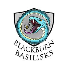 Blackburn Basilisk iPhone Case by scottiec2307