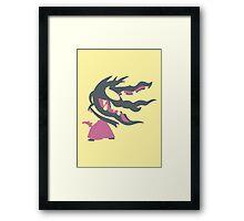 Mega Mawile Framed Print