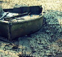 Oyster Lease  by Trish Threlfall