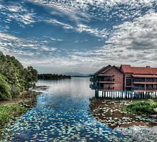 Waterscape of Bukit Merah, Malaysia by CreativeOutlet