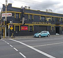 Cock 'n' Bull British Pub, Launceston, Tasmania, Australia by Margaret  Hyde