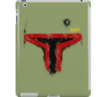 Minimalist Boba Fett iPad Case/Skin