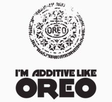 I'm Addictive Like Oreo by Siemek