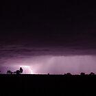 Electric Rain by kurrawinya