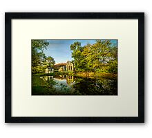 Cistercian Abbey Framed Print