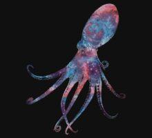 Cosmic Octopus Tee! Kids Clothes