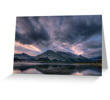 Montana Big Sky Greeting Card