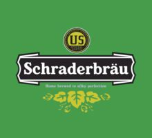 schraderbrau beer (Breaking Bad) by lewislinks
