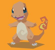 Cutout Charmander by Avertis