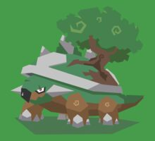 Cutout Torterra by Avertis