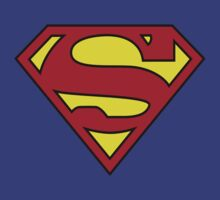 SuperMan - Logo by Angio