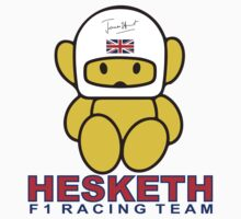 Hesketh F1 Racing retro James Hunt by AlexVentura