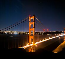 Golden Gate by Gil Folk