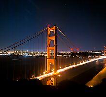 Golden Gate by Gil Folk