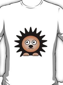 Little Cute Hedgehog T-Shirt