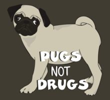 Pugs Not Drugs by MaxFantasy