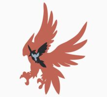 PKMN Evo Family - #661 Fletchling by dangerliam