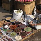 Selling Indian Spices by indiafrank