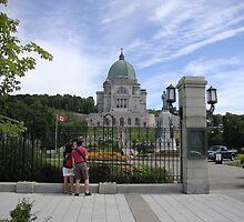 Saint Joseph's Oratory of Mount Royal by BaconAndEggs
