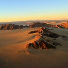 Namib-Naukluft Sunrise by JenniferEllen