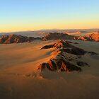 Namib-Naukluft Sunrise by Jennifer Sumpton