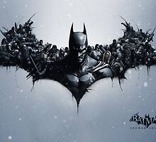 Batman Arkham Origins by JeremithRainces