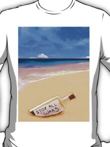 Message in the bottle T-Shirt