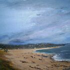 Beach 1 By Denise Murphy by TwoBaysArtGroup